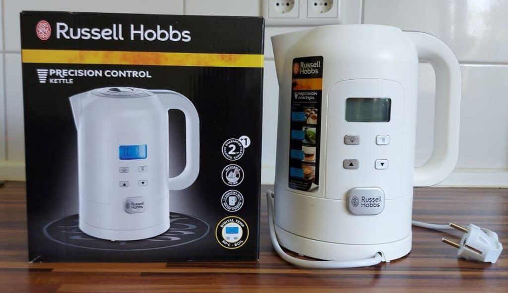 Hier sieht man den Russel Hoobs Precision 21150-70 Wasserkocher