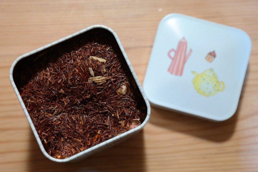 rooibos-tee-zubereitung