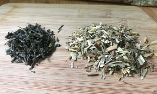 Der Unterschied zwischen echtem Tee und Kräutertee
