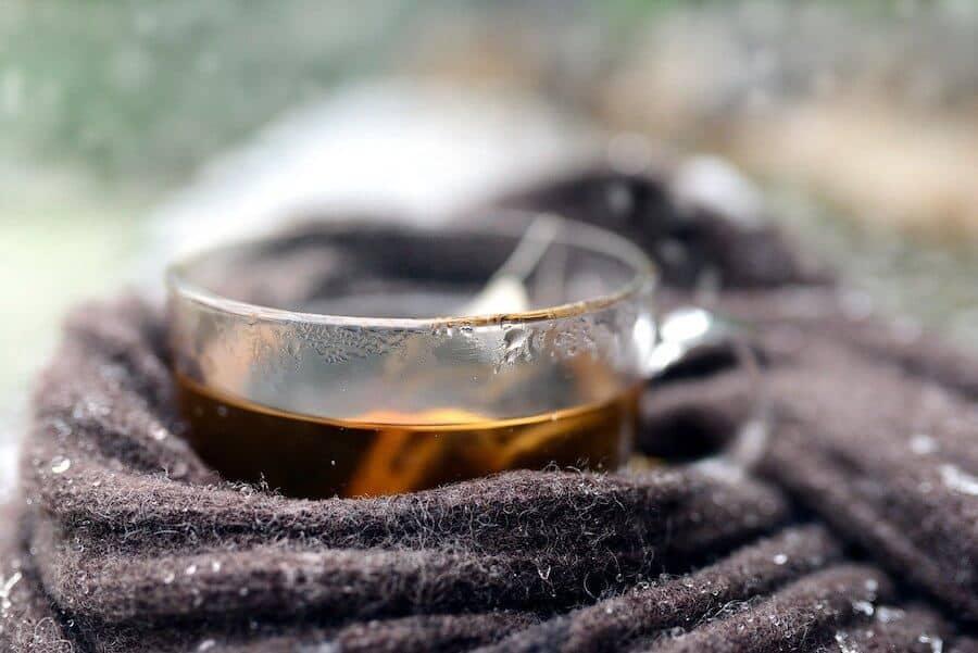 veilchen-tee-zubereiten